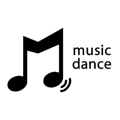 ミュージックダンス  [ロゴ]